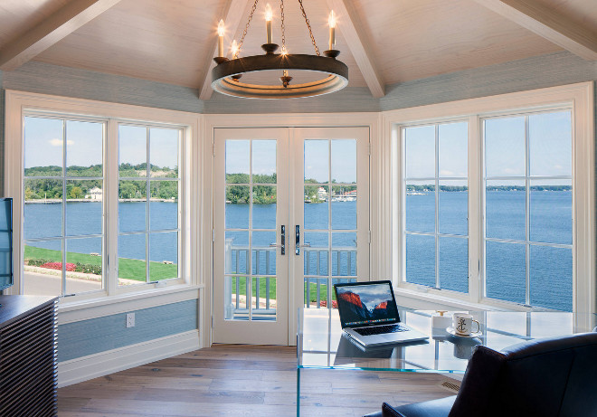 Best Window and Door placement to enjoy view-Francesca Owings Interior Design