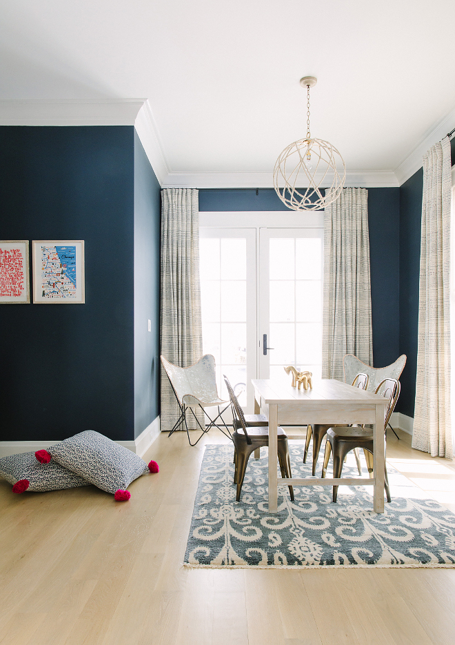 Blue Note by Benjamin Moore. Blue Note by Benjamin Moore Paint Color Blue Note by Benjamin Moore. Blue Note by Benjamin Moore #BlueNotebyBenjaminMoore #BenjaminMoorePaintcolors Kate Marker Interiors