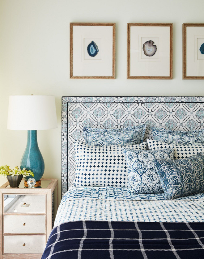 Blue and white bedroom color scheme. Blue and white bedroom color scheme ideas. Blue and white bedroom color scheme. Blue and white bedroom color scheme #Blueandwhite #Blueandwhitebedroom #Blueandwhitecolorscheme #colorscheme #bedroom Andrew Howard Interior Design