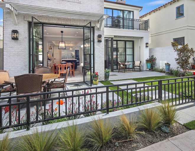 California Modern Farmhouse Style Beach House Home Bunch