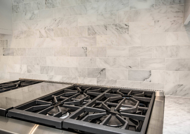 Carrara marble subway tiles. How to Maintain Carrara marble subway tiles. Maintaining Marble Backsplash: The Carrara marble subway tiles need to be sealed and well-maintained. If you go with a natural stone make sure you are taking care of it, and cleaning it with the proper cleaners for the material (Scrubbing bubbles types, and abrasives like Comet would not be recommended for this material). How to maintain Marble Backsplash #Carraramarblesubwaytiles #HowtoMaintainCarraramarble #HowtoMaintainCarraramarbletile #HowtoMaintainCarraramarblesubwaytiles #HowtomaintainMarbleBacksplash Calista Interiors