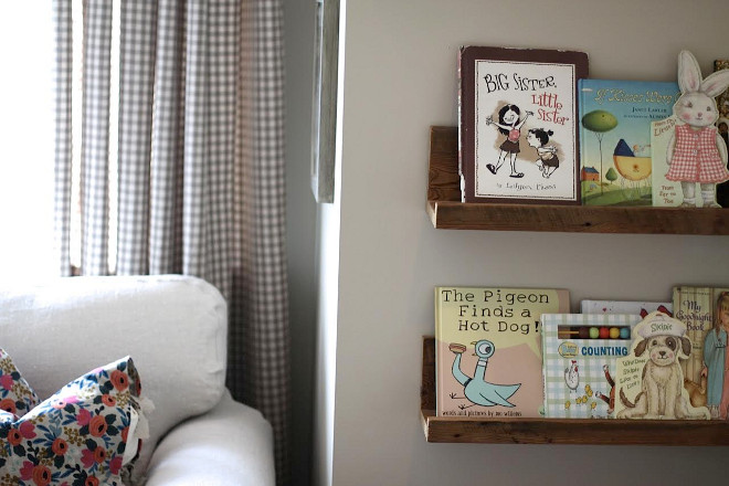 DIY Bookshelves. DIY Bookshelves. DIY Bookshelves #DIYBookshelves Home Bunch's Beautiful Homes of Instagram @blessedmommatobabygirls