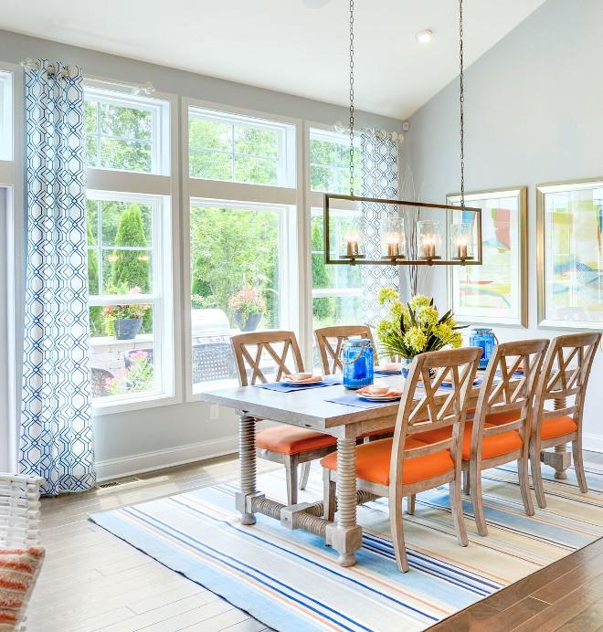 Cottage Dining Room Ideas: Empty Nester Cape Cod Cottage Design