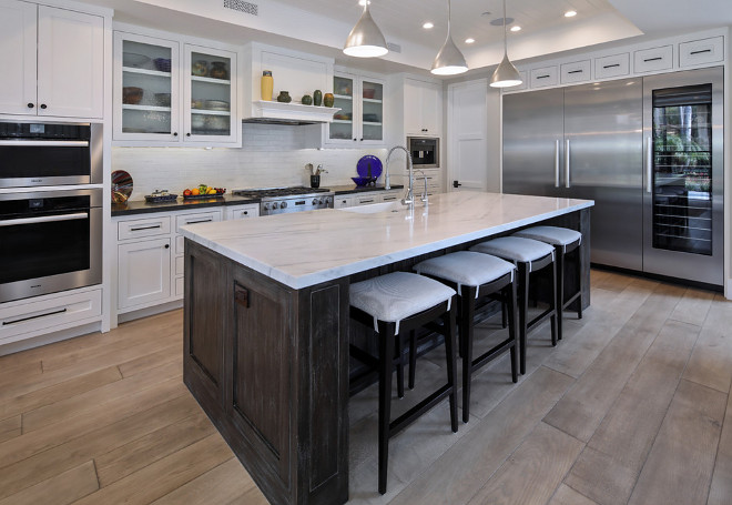 Distressed kitchen island. Distressed kitchen island. Distressed kitchen island. Distressed kitchen island #Distressedkitchenisland Patterson Custom Homes