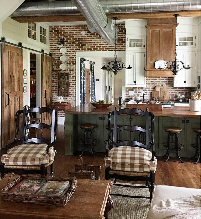 Beautiful homes of instagram home bunch interior design for French country farmhouse