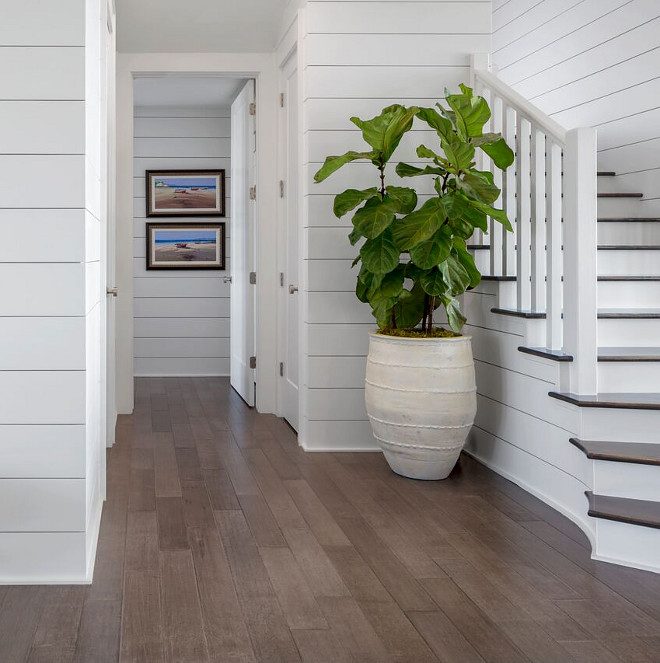 Hardwood Floor. Hardwood Floor. Hardwood Floor is La Casa Collection Hardwood Color: Graphite Birch. Hardwood Floor. Hardwood Floor. Hardwood Floor #HardwoodFloor #Hardwood #Floor Julie Barrett Design