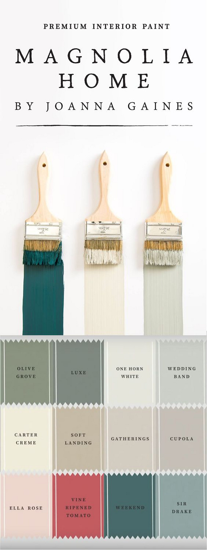 Joanna Gaines Magnolia Home Paint collection. Fixer Upper Joanna Gaines Magnolia Home Paint collection. Joanna Gaines Magnolia Home Paint collection. Fixer Upper Joanna Gaines Magnolia Home Paint collection #JoannaGaines #MagnoliaHome #Paintcollection #FixerUpper #JoannaGainesPaint #MagnoliaHomePaint