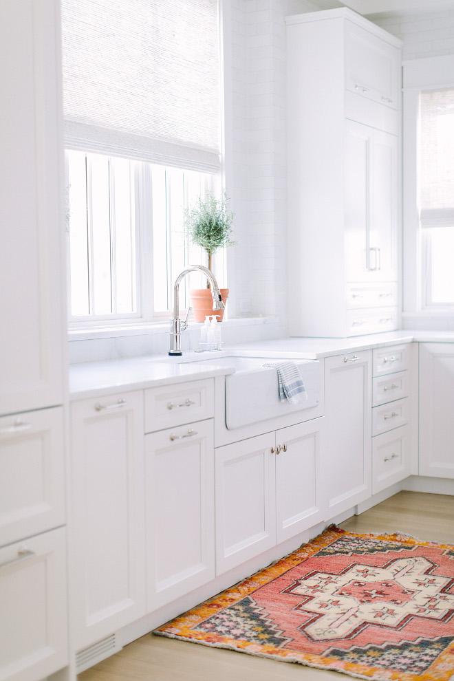Kilim Kitchen Runner. Kilim Kitchen Runner Ideas. Vintage Kilim Kitchen Runner. #KilimKitchenRunner. #VintageKilimKitchenRunner #KilimRunner #kitchenrunner Kate Marker Interiors
