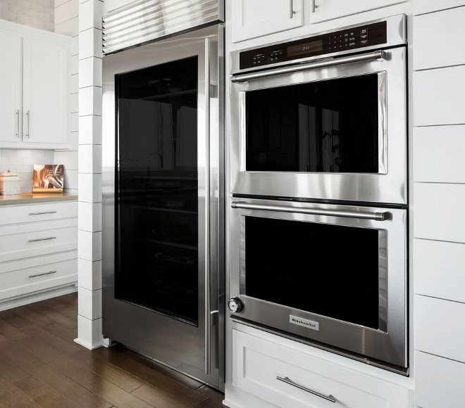Kitchen Appliances. #KitchenAppliances Julie Barrett Design