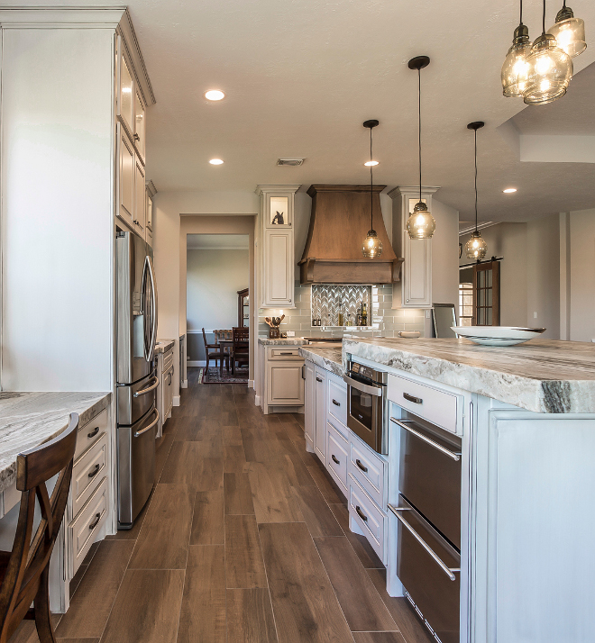 Home Bunch Interior Design Ideas: Transitional Modern Farmhouse Kitchen Design