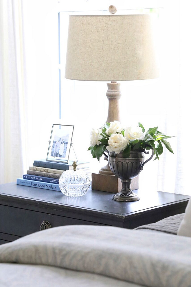 Nightstand Decor. Beautiful Nightstand Decor. Nightstand Decor Ideas. Nightstand Decor. Nightstand Decor #NightstandDecor Home Bunch's Beautiful Homes of Instagram @cambridgehomecompany