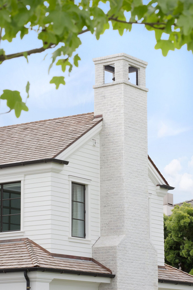 Painted White Brick chimney. Painted White Brick chimney ideas. Painted White Brick chimney. Painted White Brick chimney #PaintedWhiteBrickchimney #WhiteBrickchimney #Brickchimney #chimney Patterson Custom Homes