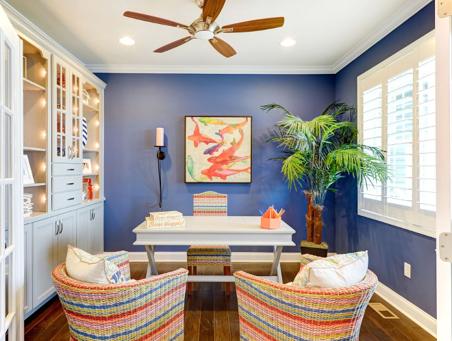 Sherwin Williams SW 6523 Denim. Sherwin Williams SW 6523 Denim Paint Color Sherwin Williams SW 6523 Denim. Sherwin Williams SW 6523 Denim #SherwinWilliamsSW6523Denim Echelon Interiors