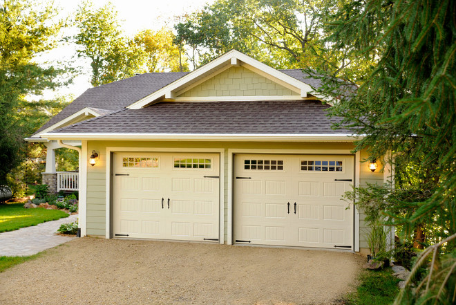 3 Types of Garage Doors You Should Consider for your Home ... on Garage Door Colors Ideas  id=55170