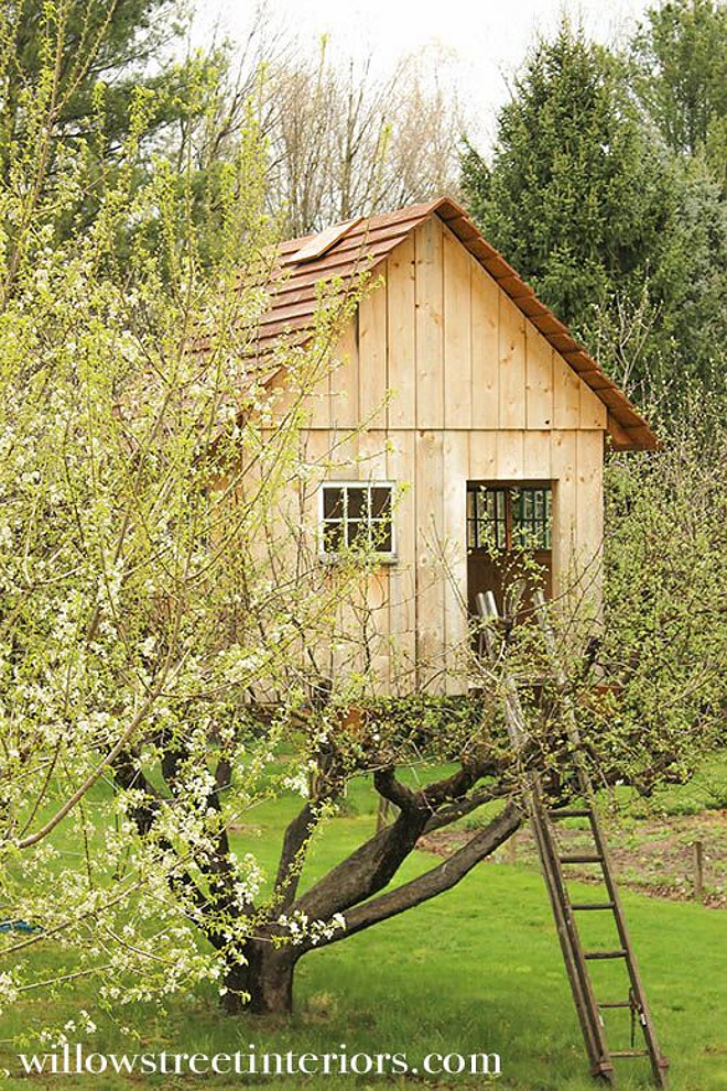 treehouse #treehouse Home Bunch's Beautiful Homes of Instagram @laura_willowstreetinteriors