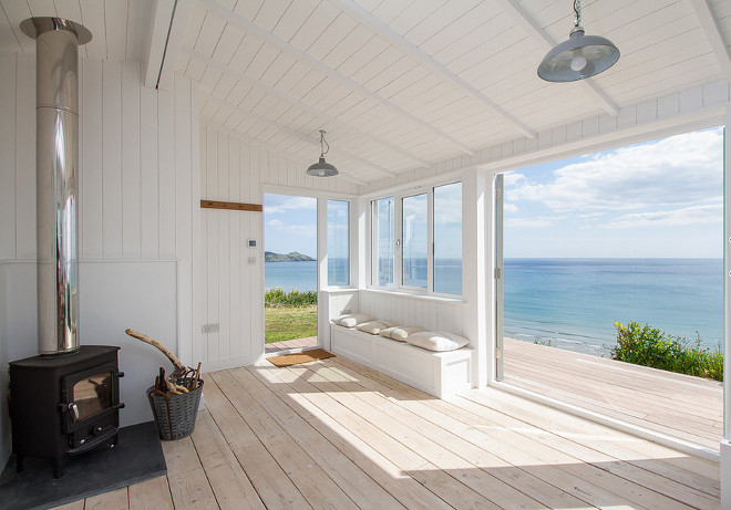 Beach cottage patio doors. McCaren