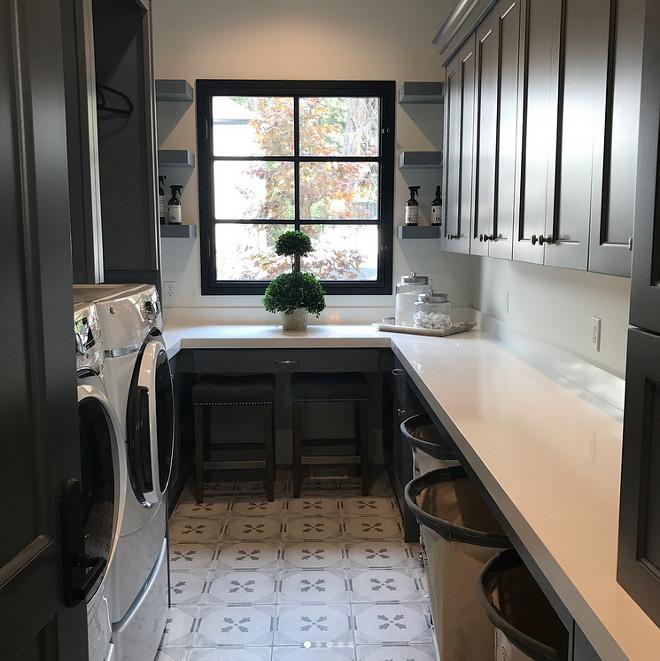 Modern Grey Bedroom Ideas: Modern French Chateau Style Custom Home Design