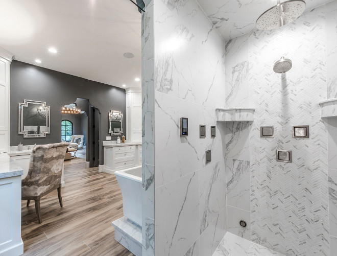 Master Bathroom Instagram Inspiration. Master Bathroom Instagram Inspiration. Master Bathroom Instagram Inspiration. Master Bathroom Instagram Inspiration #MasterBathroom #Instagram #Inspiration Tree Haven Homes. Danielle Loryn Design