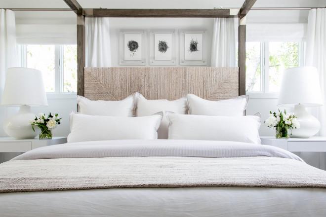 White Bedding Ideas. Crisp White Bedding Ideas. White Bedding Ideas. White Bedding Ideas #WhiteBedding #WhiteBeddingIdeas Chango & Co.
