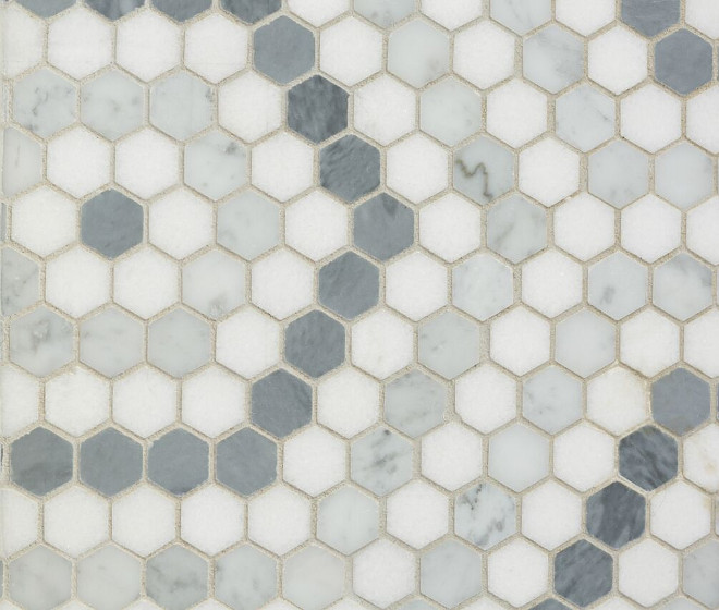 Arabescato Carrara Hexagon Honed Mosaic. Shower tile Arabescato Carrara Hexagon Honed Mosaic. Arabescato Carrara Hexagon Honed Mosaic #Arabescato #Carrara #Hexagon #Honed #Mosaic Willow Homes