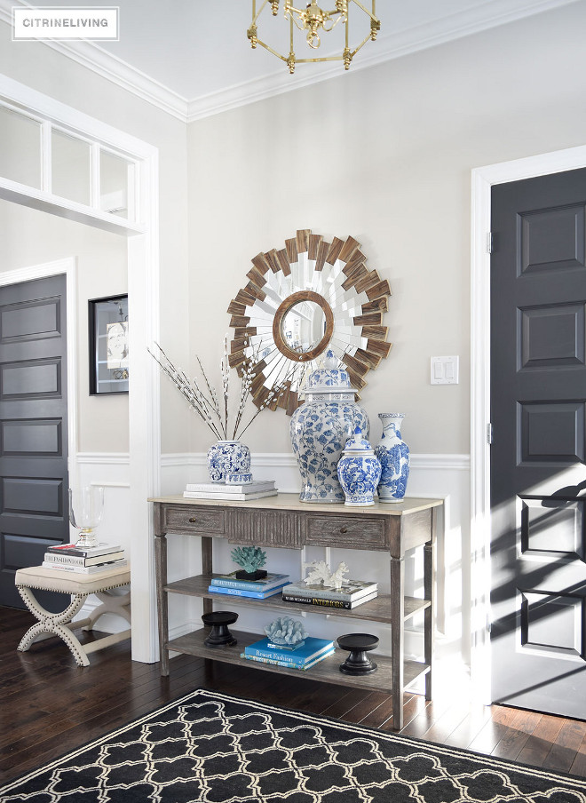 Benjamin Moore Paint Colors Collingwood OC-28 Benjamin Moore. Collingwood OC-28 Benjamin Moore. Collingwood OC-28 Benjamin Moore. Collingwood OC-28 Benjamin Moore #CollingwoodOC28BenjaminMoore #BenjaminMoorePaintColors Beautiful Homes of Instagram @citrineliving Home Bunch