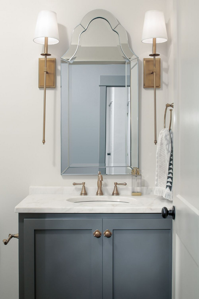 Master Bath Vanity Farmhouse