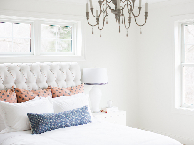 Benjamin Moore Swiss Coffee. Benjamin Moore Swiss Coffee OC-45 paint color. Benjamin Moore Swiss Coffee #BenjaminMooreSwissCoffee Home Bunch's Best White Benjamin Moore Paint Colors Bria Hammel Interiors