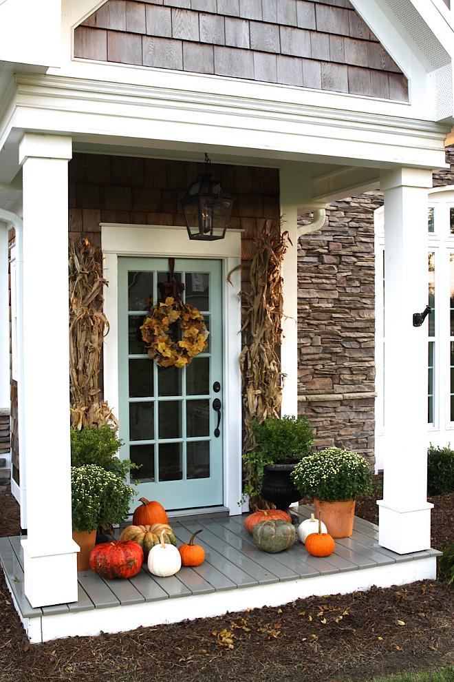 outdoor fall decorating ideas pinterest