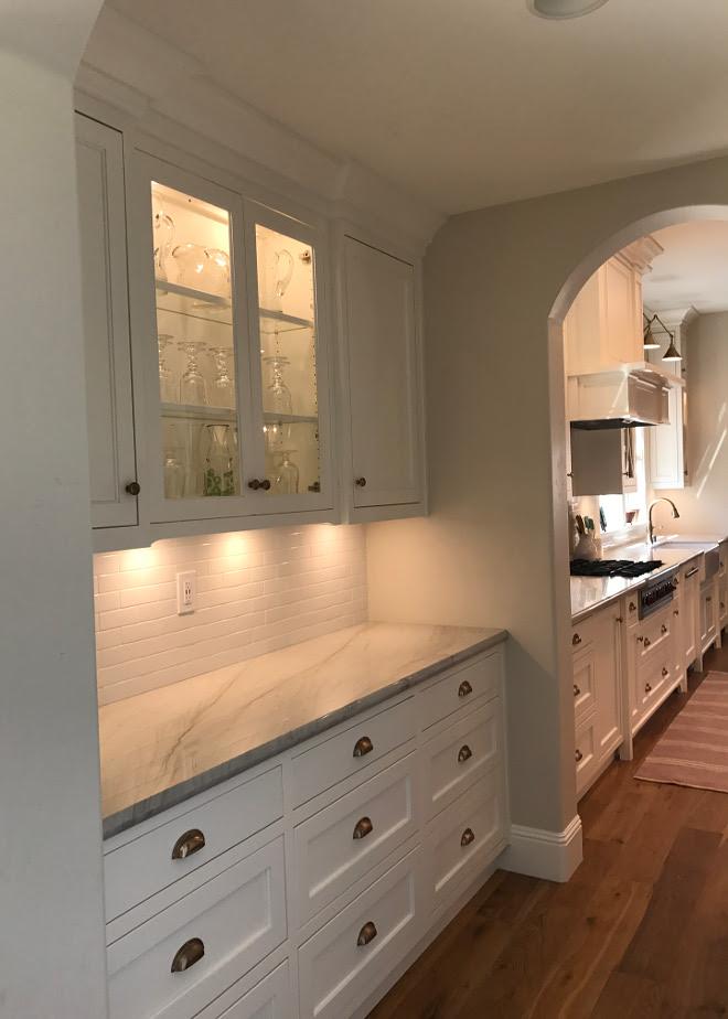 classic white kitchen renovation inspiration home