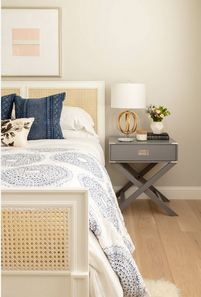 Cane Bed. Cane Bed. Harbour cane bed from Serena and Lily #Canebed Jamie Keskin Design