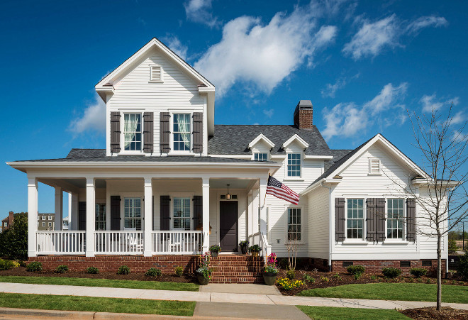 "Cloud White. Cloud White Benjamin Moore. Cloud White. White Exterior Paint Color: ""Cloud White CC-40 - Exterior. Cloud White Benjamin Moore. Cloud White. Cloud White Benjamin Moore #CloudWhite #CloudWhiteBenjaminMoore Home Bunch's Best White Benjamin Moore Paint Colors"