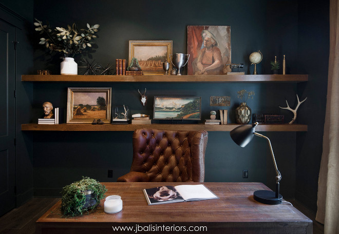 Dunn Edwards Midnight Spruce DE6294. The wall color is Dunn Edwards Midnight Spruce DE6294. Dunn Edwards Midnight Spruce DE6294 #DunnEdwardsMidnightSpruceDE6294 #DunnEdwardsMidnightSpruce #DunnEdwardsDE6294 Judith Balis Interiors