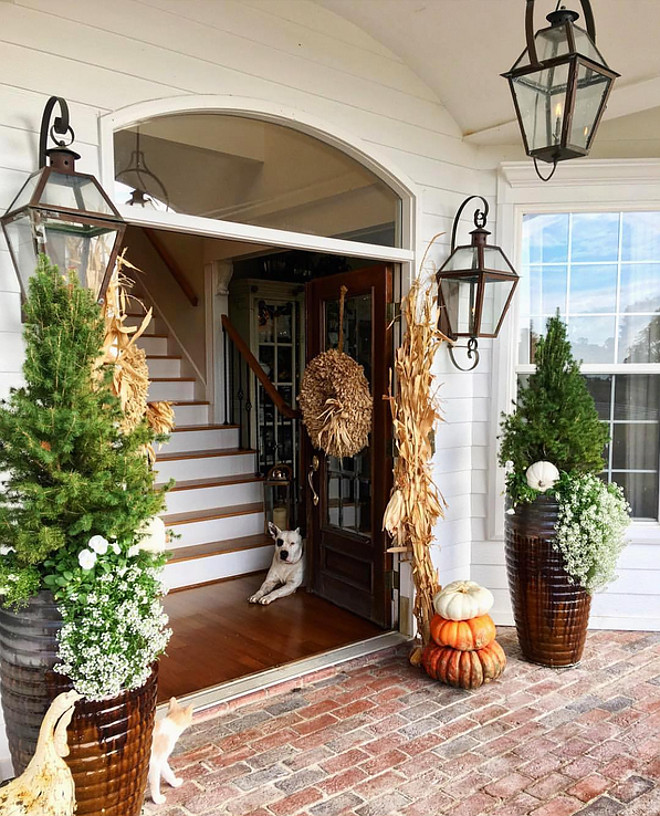 Fall Front Door Decor. Fall Front Door Decor Ideas. Fall Front Door Decor. Fall Front Door Decor #FallFrontDoorDecor #FallDecor @cindimc.ivoryhome