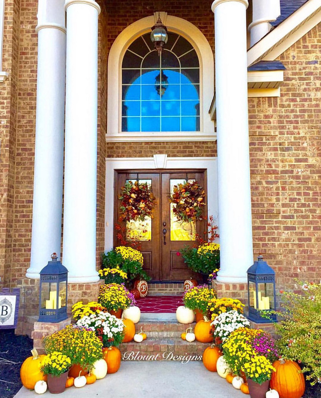 Festive Fall Entry Inspiration. Festive Fall Entry Inspiration. Festive Fall Entry Inspiration #Festive #Fall #Entry #Inspiration @blountdesigns