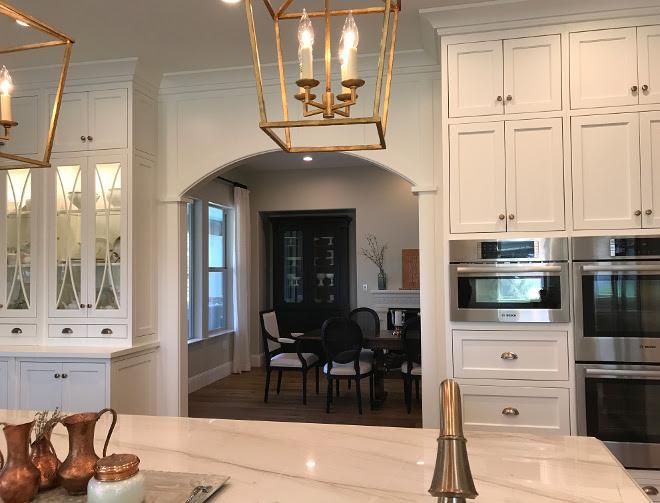 Kitchen Archway. Kitchen Archway. Kitchen Archway #KitchenArchway Home Bunch Interior Design