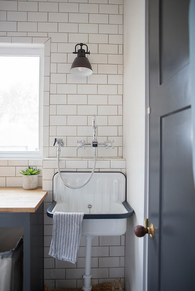 Laundry room sink and faucet. Laundry room sink and faucet. Laundry room sink and faucet. Laundry room sink and faucet #Laundryroom #Laundryroomsink #Laundryroomfaucet Sharon Barrett Interiors
