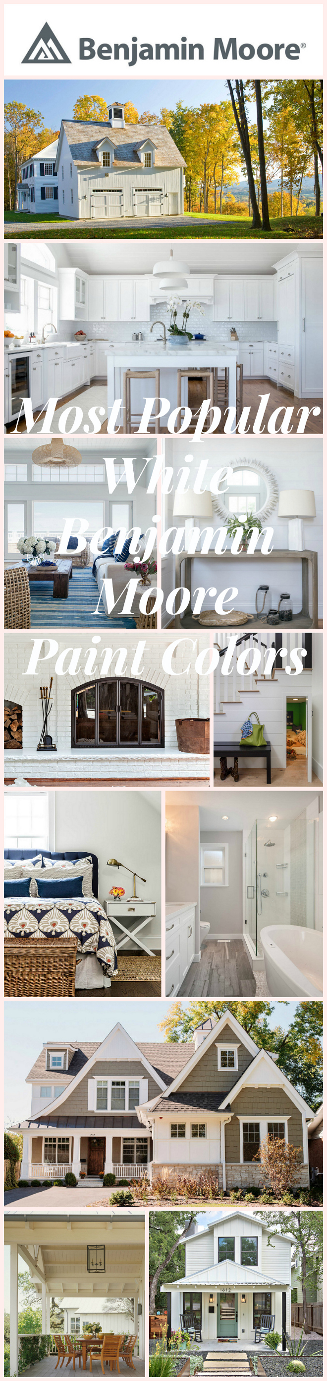 Open concept family home design ideas home bunch - Most popular benjamin moore exterior paint colors concept ...