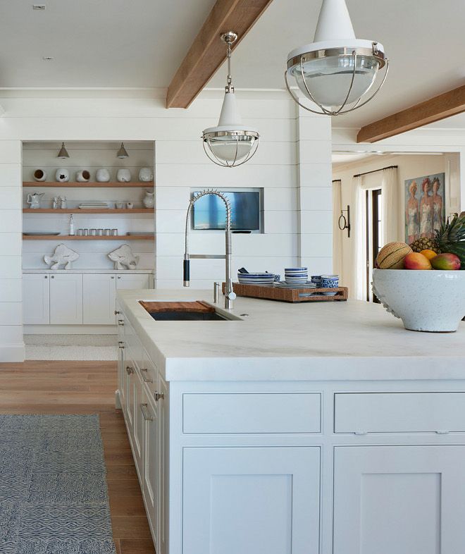 Mystery White Marble. Island Countertop Is Mystery White Marble.  #MysteryWhite #marble #