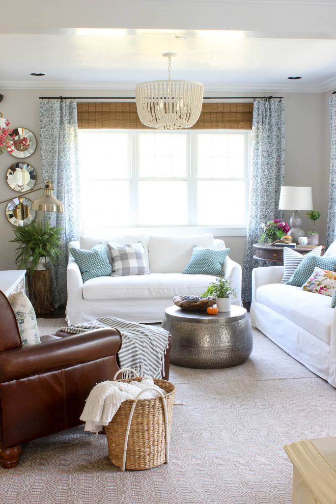 Instagram fall decorating ideas home bunch interior for Neutral living room decorating ideas