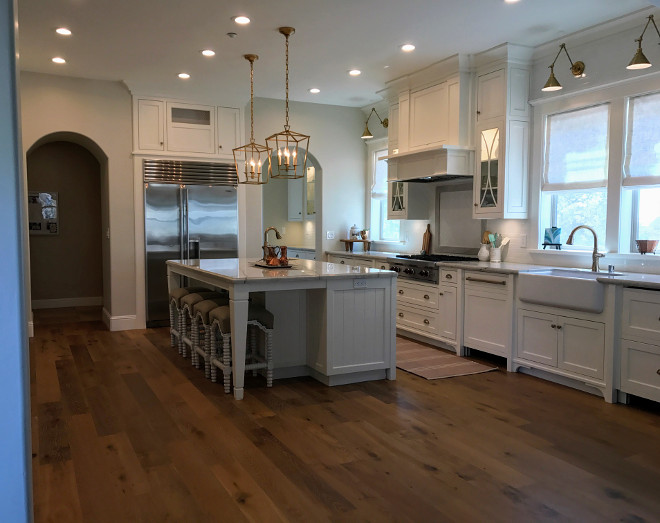 New Classic White Kitchen - Renovation Inspiration - Home ...