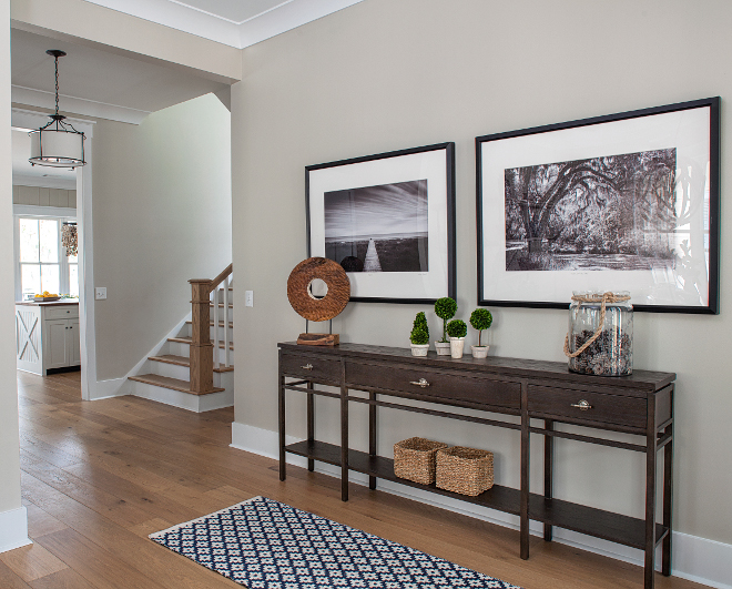 Revere Pewter HC-172 by Benjamin Moore is the most popular paint color by Benjamin Moore. Revere Pewter HC-172 by Benjamin Moore #ReverePewterHC172BenjaminMoore #BenjaminMoore #BenjaminMoorePaintcolors #Popularpaintcolors #Popularpaintcolor #MostPopularpaintcolors Lisa Furey - Barefoot Interiors