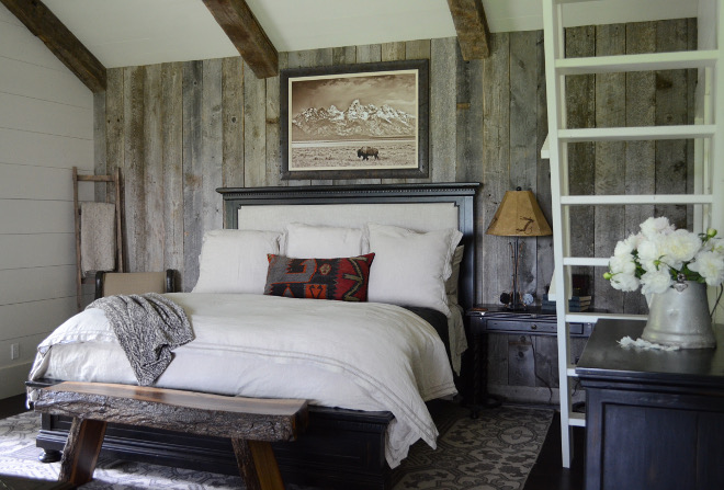 Rustic cabin bedroom. Rustic cabin bedroom. Rustic cabin bedroom. Rustic cabin bedroom #Rusticcabinbedroom #Rustic #cabinbedroom #Rusticcabin #bedroom Beautiful Homes of Instagram @SanctuaryHomeDecor