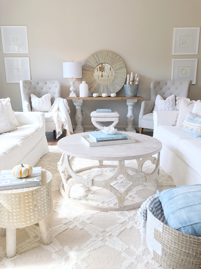 Whitewashed Coffee Table. Whitewashed Coffee Table. Whitewashed Coffee Table, Whitewashed Coffee Table #WhitewashedCoffeeTable @sugarcolorinteriors