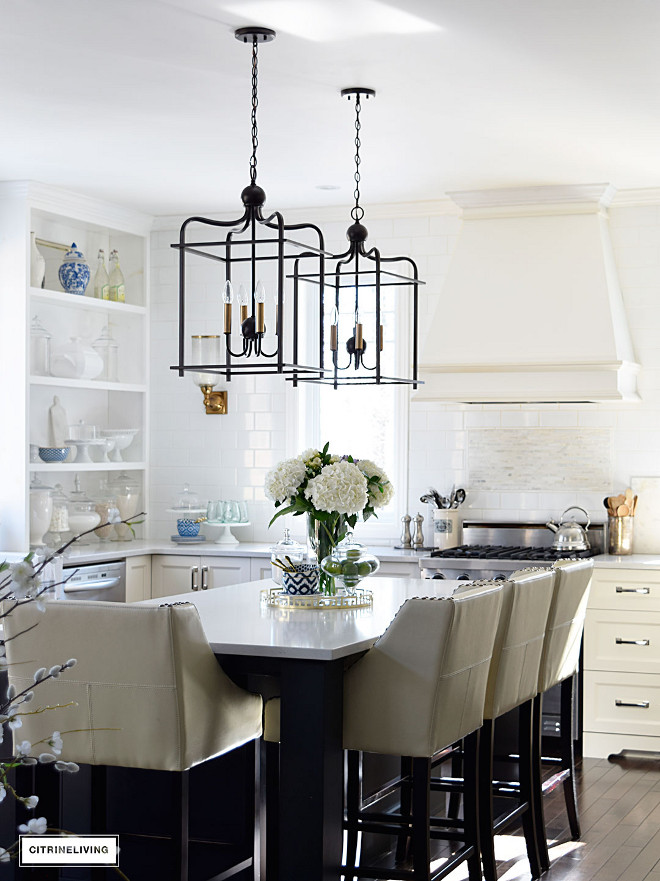lantern-pendant-lights-over-island-lantern-pendant-lights-over-island-lantern-pendant-lights-over-island-lantern-pendant-lights-over-islandProgress-Lighting-Assembly-Hall-Pendants #lanternpendantlightsoverisland Beautiful Homes of Instagram @citrineliving Home Bunch
