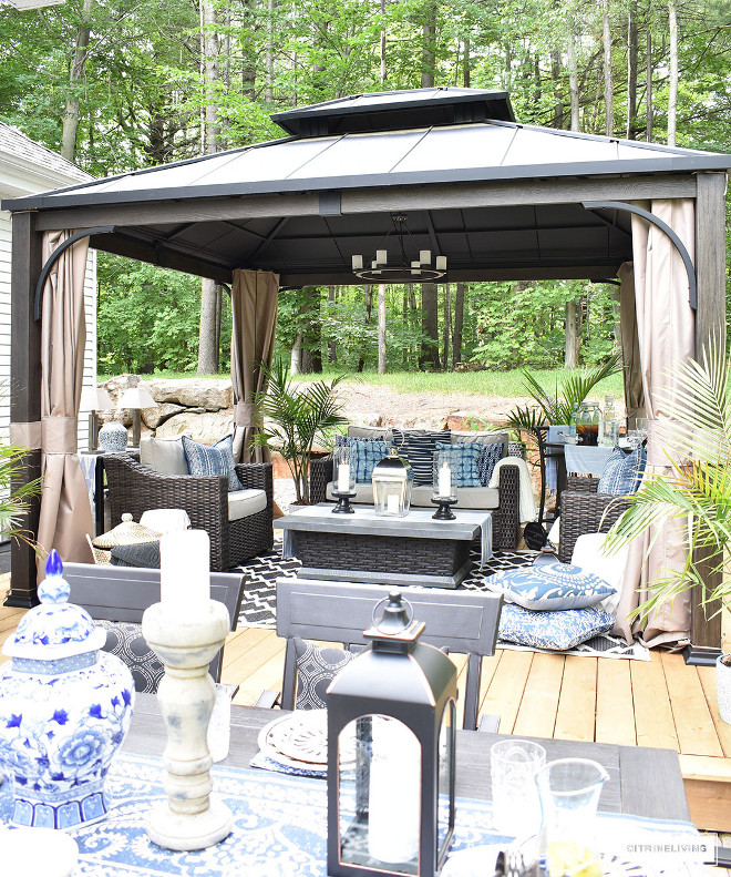 outdoor-patio-and-deck-entertaining-area-gazebo-lounge-set-outdoor-patio-and-deck-entertaining-area-gazebo-lounge-set-outdoor-patio-and-deck-entertaining-area-gazebo-lounge-set Beautiful Homes of Instagram @citrineliving Home Bunch