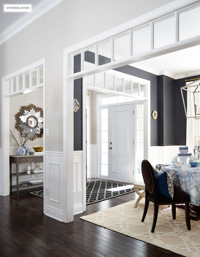 transom-dining-room-entryway-starburst-sunburst-mirror-transom-dining-room-entryway-starburst-sunburst-mirror-transom-dining-room-entryway-starburst-sunburst-mirror Beautiful Homes of Instagram @citrineliving Home Bunch