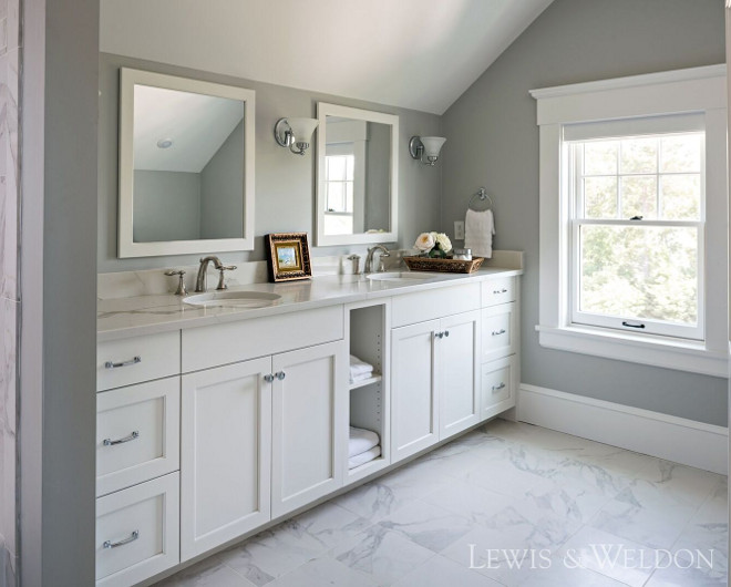 Benjamin Moore Paint Colors 1583 Silver Crest