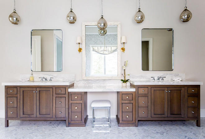 Bathroom Lighting. Bathroom Lighting Ideas. Bathroom Pendant Lighting. Bathroom Lighting #BathroomLighting #Bathroom #Lighting Caitlin Creer Interiors. C. S. Cabinetry & Design