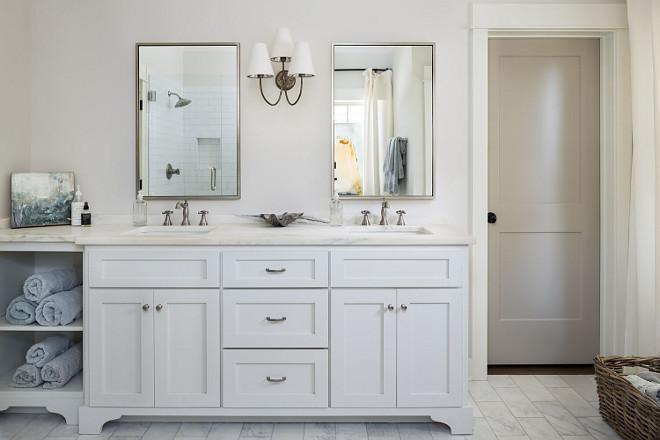 White Subway Tile Kitchen Backsplash Grey Cabinets