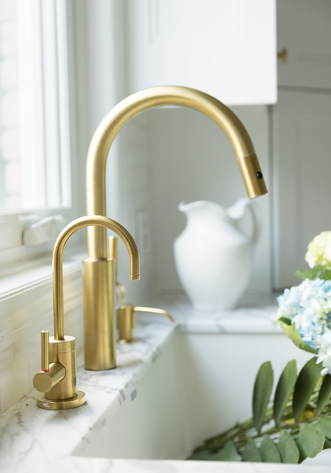 Brushed Brass faucet. Brushed Brass faucet. Brushed Brass faucet. Brushed Brass faucet. Brushed Brass faucet. Brushed Brass faucet. Brushed Brass faucet #BrushedBrassfaucet Simply Beautiful Eating